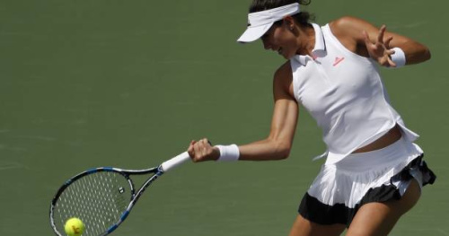 Tennis - WTA - Miami - Miami : Garbine Muguruza, encore une victoire en trois sets