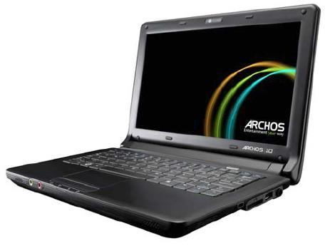Archos 10 netbook reviewed: a little rough around the edges