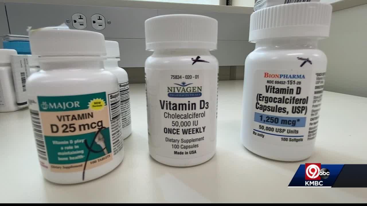 Vitamin D Coronavirus