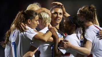 USWNT clinches World Cup berth with ease
