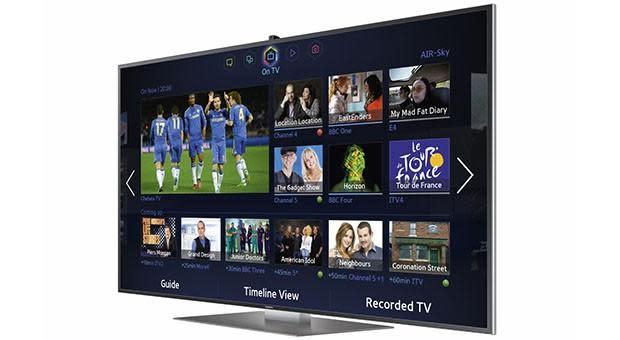 4K for £4k: Samsung's latest Ultra HDTVs arriving in the UK