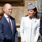 Prince Harry 'snubbed' Will and Kate at Easter service