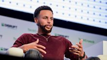 Stephen Curry won't invest in CBD, blockchain, or gambling