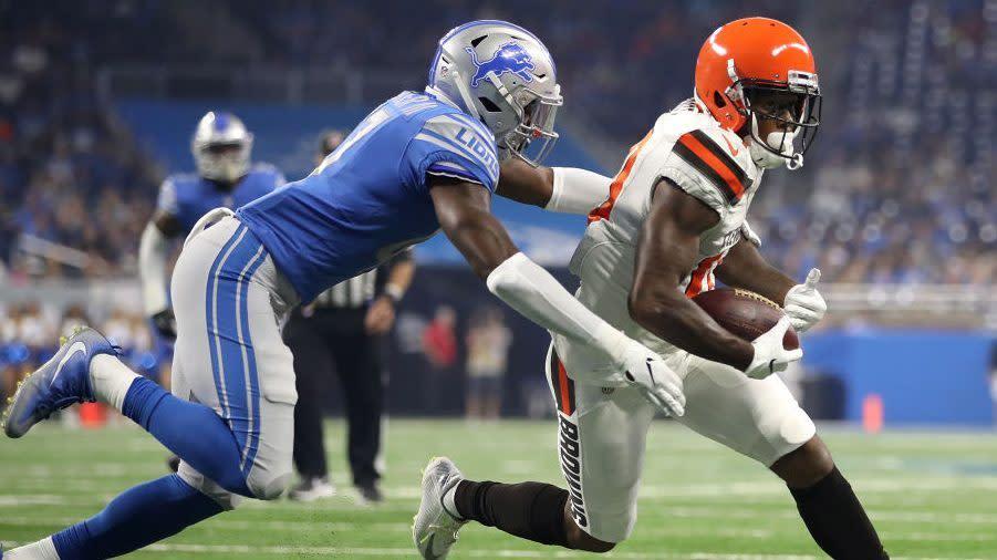 Giants waive Da'Mari Scott after requesting release