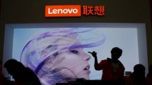 China's Lenovo confident of managing virus impact, reports strong third-quarter