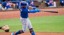 Kevin Pillar stakes early claim to a piece of the Mets outfield