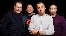 "Chris Henchy, James Murray, Joe Gatto & Sal Vulcano On ""Impractical Jokers: The Movie"""