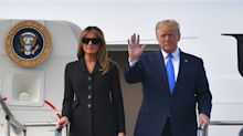 Reason Melania Trump wears sunglasses in public so often revealed
