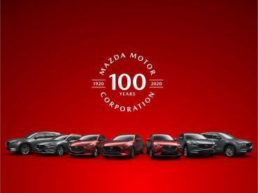 百週年感謝一路相伴!Mazda推出「馭享精彩」、「微笑續馳」專案