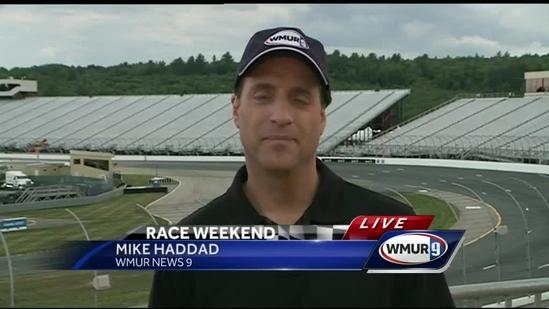 Weather Wednesday: New Hampshire Motor Speedway