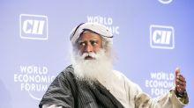 Sadhguru to Deliver Keynote, Conduct Meditation Session at Davos Summit