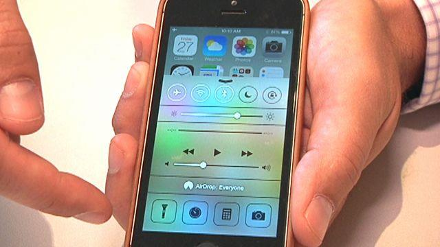 Tips and tricks for using iOS 7
