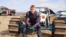 Freddie Flintoff: I've crashed five times already making 'Top Gear'