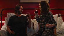 ¡Nostalgia noventera! Mira a Keanu Reeves y Winona Ryder juntos de nuevo