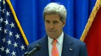 Kerry: ISIL is Fighting to Divide, Destroy Iraq