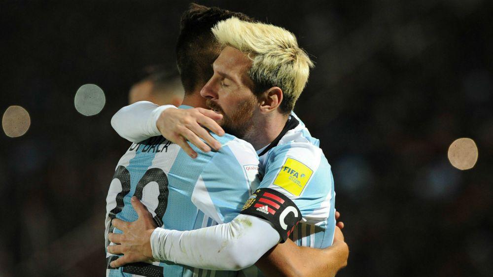 Messi, Dybala y la dictadura del tiempo