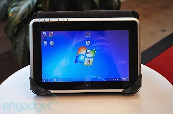 Netbook Navigator Nav 9 Slate PC review