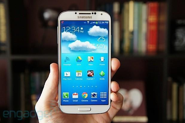 Samsung user manual confirms Galaxy S 4 variant with Snapdragon 800 chip