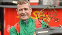 Horse racing rocked by champion jockey's death at 43