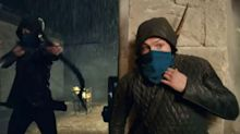New 'Robin Hood' trailer sets up Taron Egerton's outlaw as 'the chosen one'