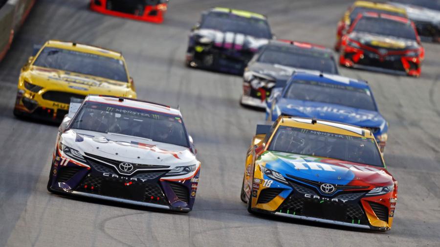 Nascar Racing News, Photos, Stats, Scores, Schedule & Videos