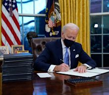 At Earth Day climate summit, Biden promises 50% reduction in US greenhouse emissions