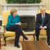 No, Donald Trump didn't print out and give Angela Merkel a bill for £300bn
