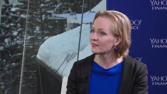 Marietje Schaake at WEF