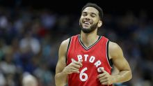 Cory Joseph promises he won't pout about his Toronto demotion, because 'that's un-Canadian-like'
