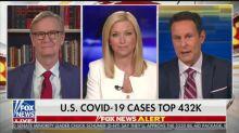Fox's Kilmeade: 60,000 Coronavirus Deaths Shows 'How Good We Are Doing'