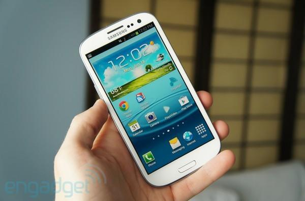 Samsung Galaxy S III recovers universal search box in OTA update to European handsets