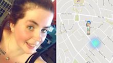 How Snapchat helped save woman from dramatic suicide attempt