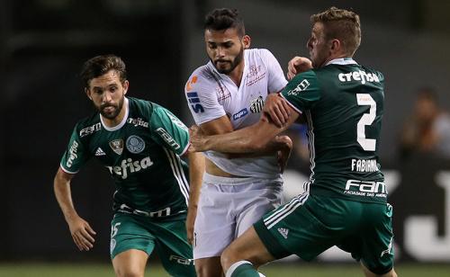 Santos tem clássico decisivo contra Palmeiras em reta final do Paulistão; confira prognósticos