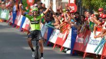 Iturria se da una alegría en la Vuelta, Roglic sigue líder