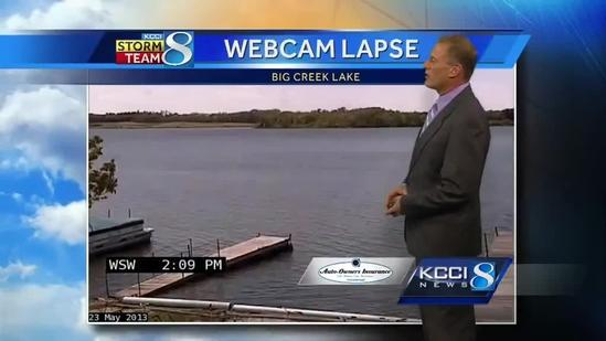 KCCI Video Forecast