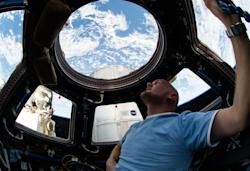 Capturing life aboard the ISS in a four-part VR documentary series