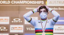 VTT - Mondiaux (H) - Jordan Sarrou, après son titre mondial: «Je ne m'interdis rien»