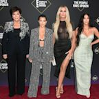 Kardashians host lavish Thanksgiving gathering, appearing to ignore Covid guidelines