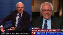 Bernie Sanders Weighs In on Larry David's Impression