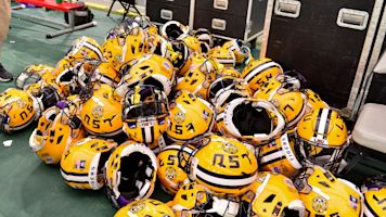 LSU football now under NCAA scrutiny