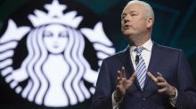 Starbucks earnings beat, raises forecast as customers spend more per visit