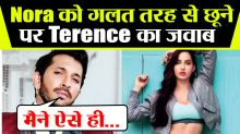 Terence Lewis opened up about viral bad touch video of Nora Fatehi