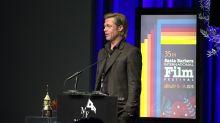 Brad Pitt: 'I'm old'