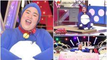 【新片速報】日本女藝人扮多啦A夢 超神似贏走1千萬円獎金