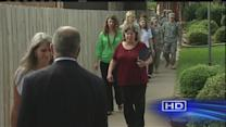 Ft. Hood victims react to shooter's sentencing