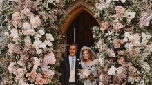 Incredible backstory behind Princess Beatrice's royal wedding gown revealed