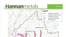 Hannan commences 41 line kilometre seismic survey in Ireland