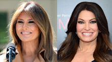 People think Donald Trump Jr.'s new rumored girlfriend looks just like Melania Trump