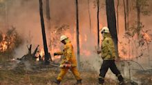 Australia deploys military as bushfires continue to rage