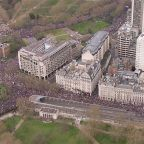 People's Vote campaign accused of 'overestimating' claims more than one million people attended London march